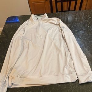 Adidas grey jacket men's medium